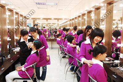 上海永琪美容美发最新招聘信息图片